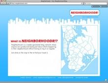 neighborhoodr