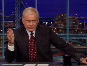 Letterman rueful ii