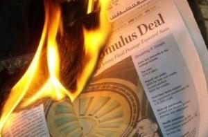 newspaperfire