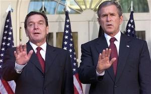 Bush Schroeder