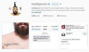 the fat jew instagram screengrab