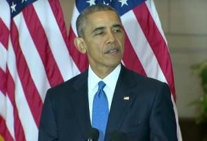 obama slavery speech trump muslim ban