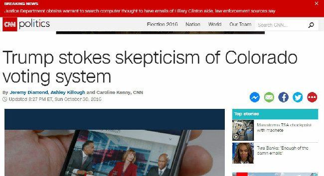 CNN Stealth Edits Article That Originally Made False Claim ...