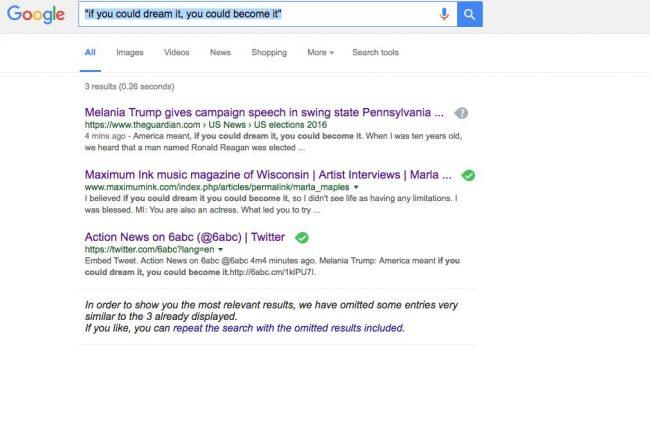 melania-google-search