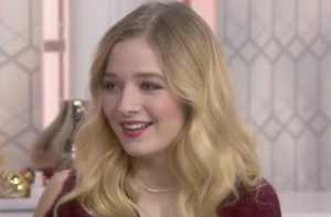Jackie Evancho (Today Show screen grab)