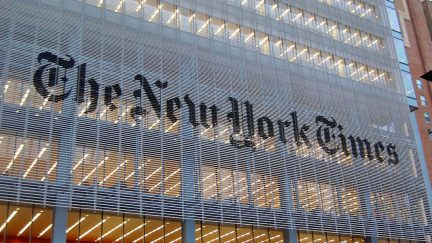 NY Times Offices