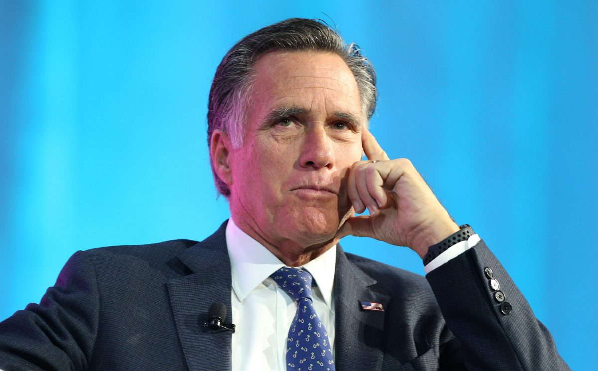 Romney: Every American Adult Should Get $1,000