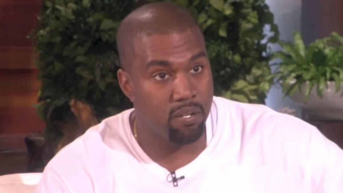 Kanye West Surprised