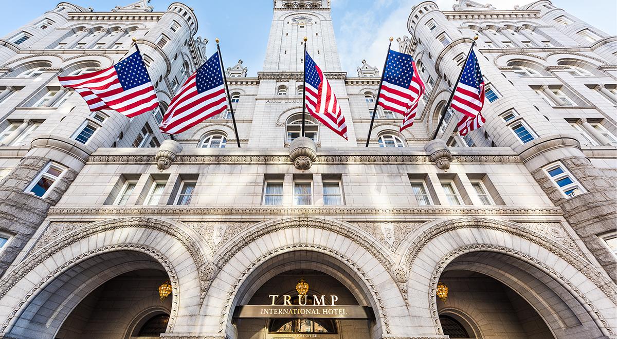 Trump International Hotel in Washington, DC
