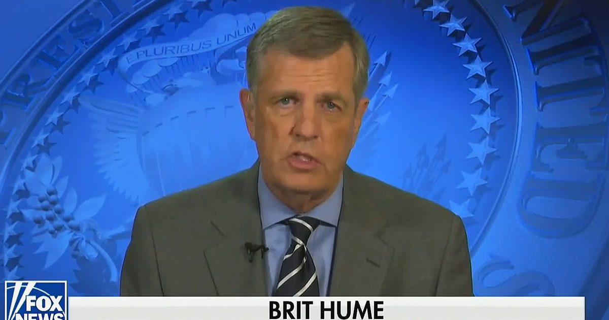 Fox News' Brit Hume SCHOOLED Comparing Trump Surveillance FBI Spying MLK
