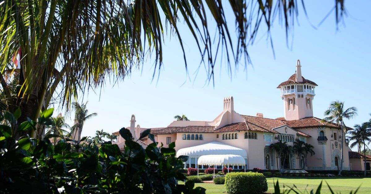 Teens Arrested at Mar-a-Lago After Trespassing With AK-47