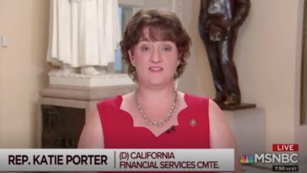 Rep Katie Porter Blasts HUD Secretary Ben Carson