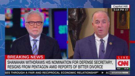 Dan Kildee Hits Trump on Failed Vetting of Cabinet