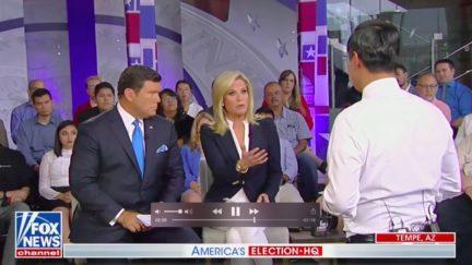 Fox News' Martha McCallum Spars with Julian Castro on Immigration