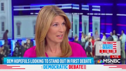 Nicolle Wallace Offers Stark Warning Ahead of 2020 Dem Debate