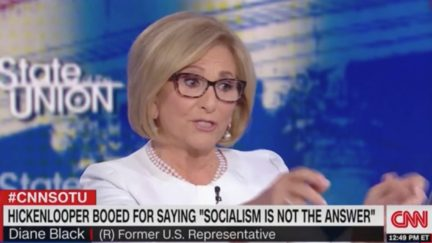 Republican Diane Black Decries Sharing and Equality