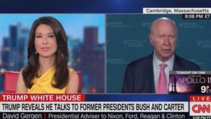 David Gergen Says Tucker Carlson Influences Trump More than Presidents