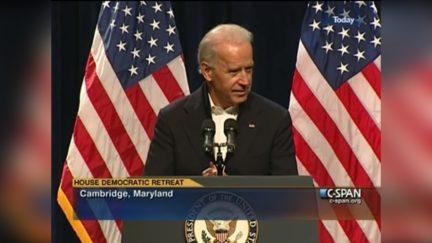 Interview Shows Joe Biden Was Right, Segregationist Senator Did Call Ted Kennedy 'Boy'