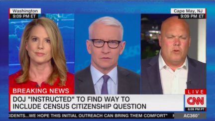 Former Trump Assoc. WH Counsel Refuses to Answer on Purpose of Census Citizenship Question