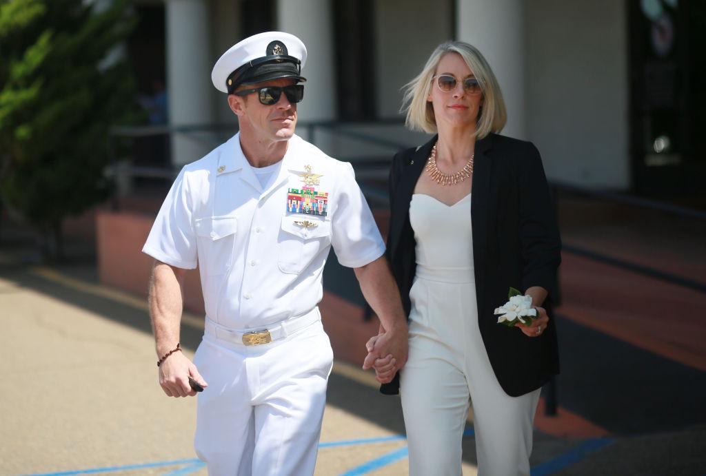 Navy SEAL Chief Eddie Gallagher