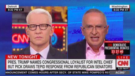 Ralph Peters Blasts Trump's DNI Nominee as