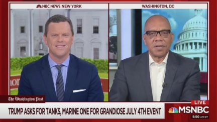 Morning Joe Rips Trump Over Fourth of July Plans
