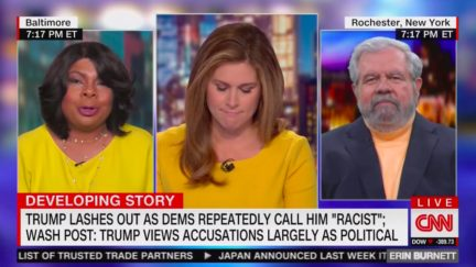April Ryan Dismisses Donald Trump Claim 'Racist' is Political Attack