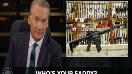 Bill Maher's New Rule on Guns and FOMO