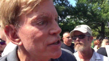 Tucker Carlson Supporter David Duke Flips Out on Shepard Smith for Acknowledging Existence of White Supremacy