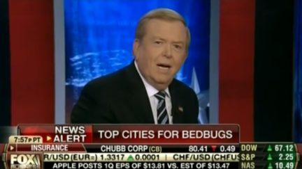 Not Just Bret Stephens: Here's That Time Lou Dobbs Took a Dig at Obama Over Bedbugs