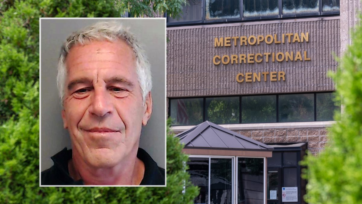 Epstein Signed Will Two Days Before Suicide