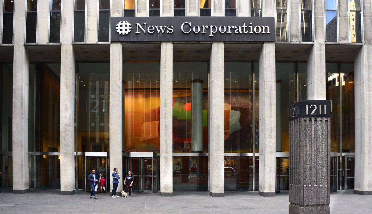 News Corp Developing News Aggregator
