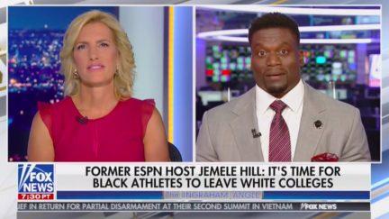 Laura Ingraham Reacts to Ben Watson Endorsing Black Athletes Leaving White Colleges
