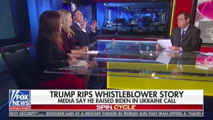 Philippe Reines on Fox News heads exploding over Biden, Trump and Ukraine