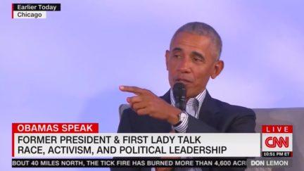 Barack Obama Calls Out 'Woke' Culture as Politically Naive