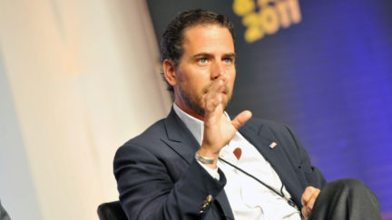 Hunter Biden Moses Robinson/Getty Images