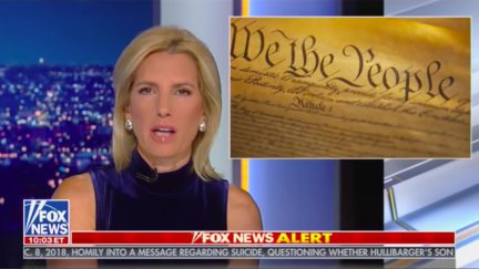 Laura Ingraham Defends Trump 'Attempted Bribery' Not an Impeachable Offense