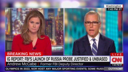 Andrew McCabe on Horowitz FISA Report's Vindication