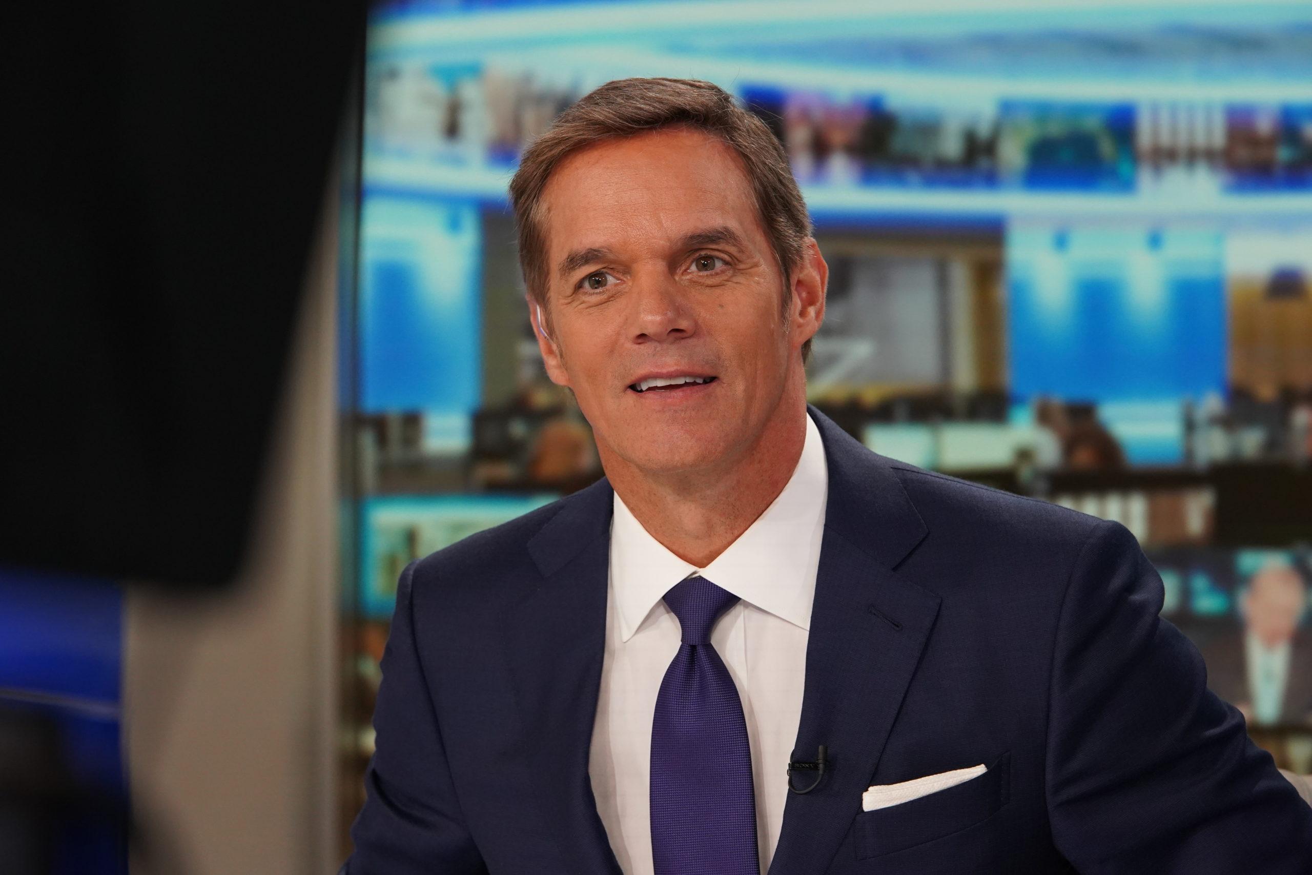 Fox News Anchor Bill Hemmer