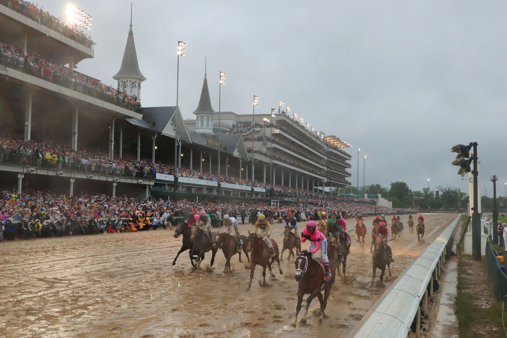 The Kentucky Derby Will Reportedly Be Postponed To September