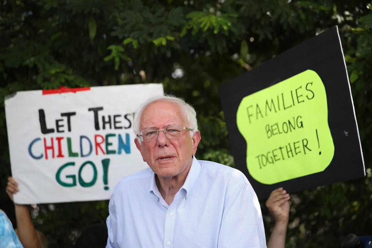 Bernie Sanders immigration