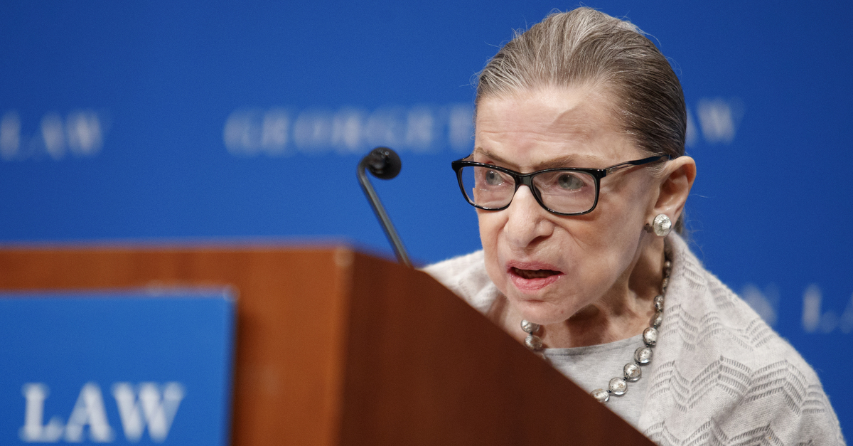 JUST IN: Ruth Bader Ginsburg Announces Her Cancer Has Returned