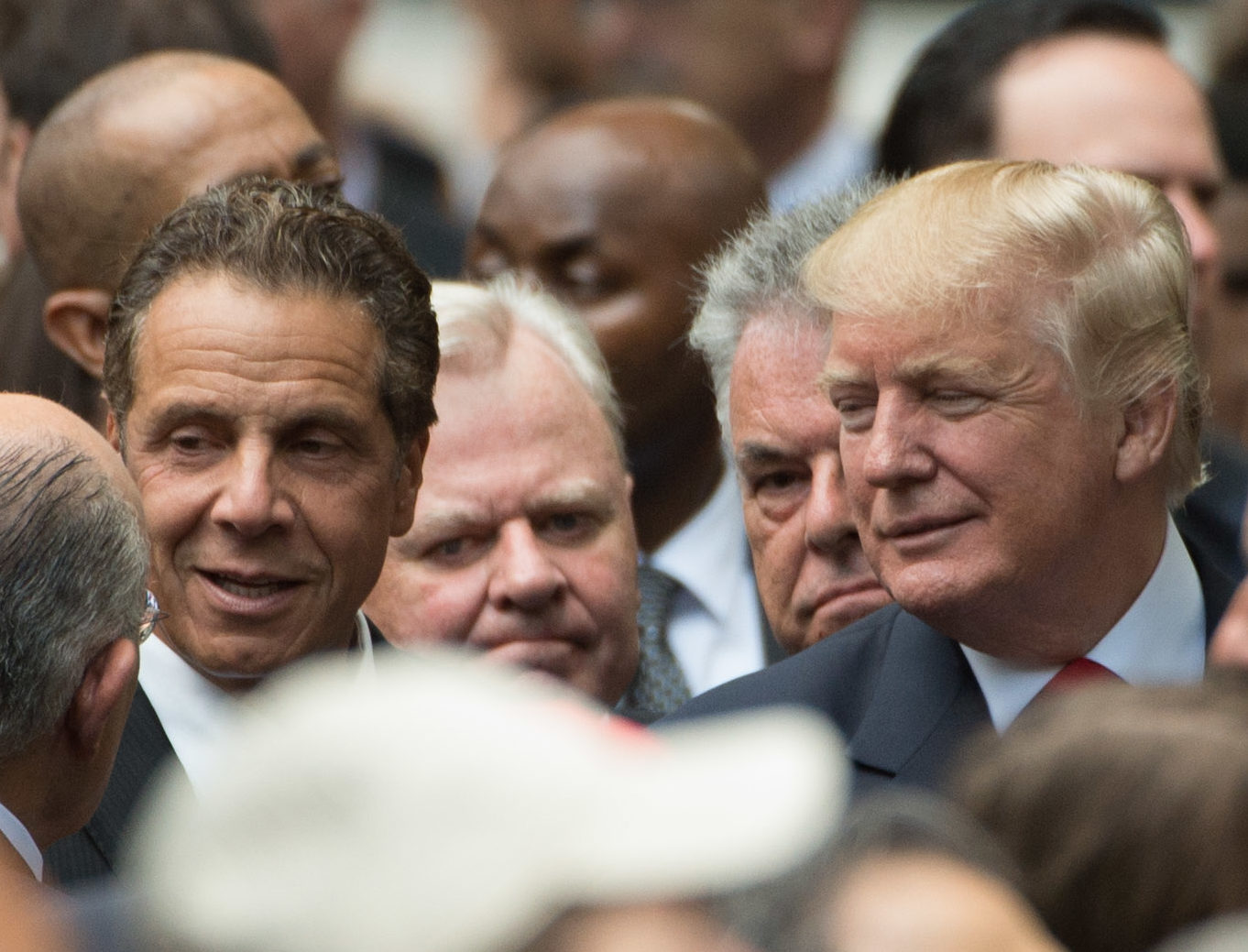 Trump Slams Cuomo on Virus Efforts: 'Andrew, Keep Politics Out of It'