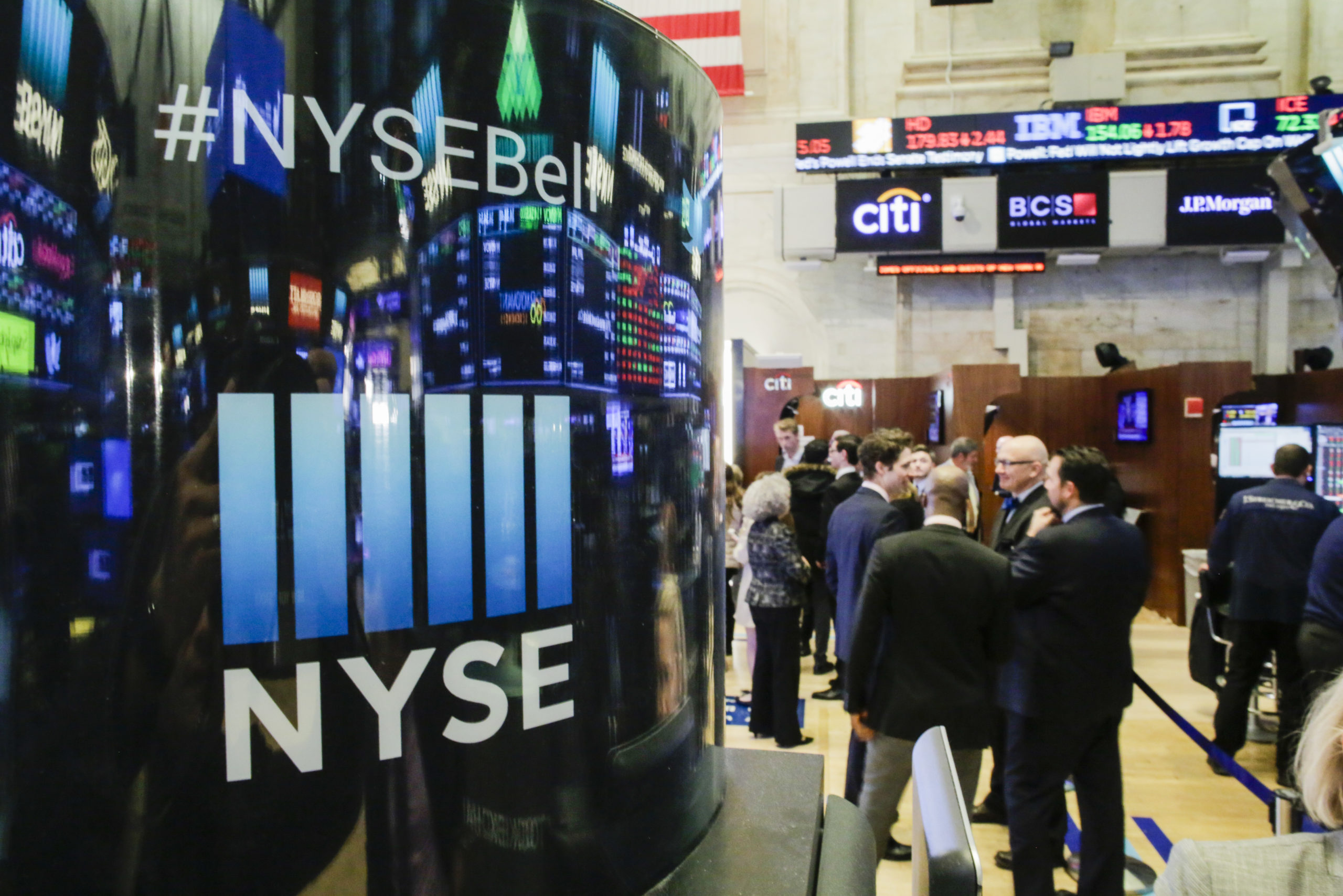 Dow Soars By Nearly 2,000 Points, Biggest Single-Day Jump Since 2008