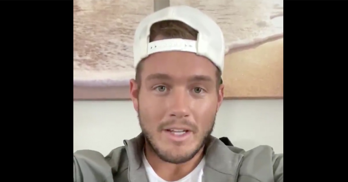 'Bachelor' star Colton Underwood tests positive for coronavirus