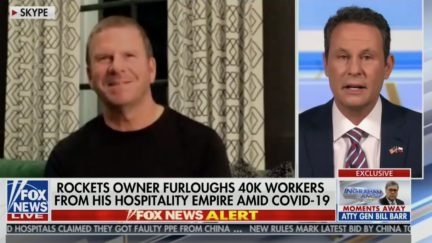 Billionaire Casino Owner Tells Fox He Did His 45,000 Employees a 'Favor' By Furloughing Them Quickly
