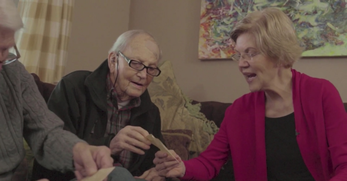 Elizabeth Warren's oldest brother dies of coronavirus