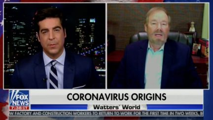 Jesse Watters Host China Conspiracy Theory Author Who Claims 'Cover Story' Being Used to Hid Coronavirus Came from Lab