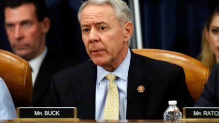 GOP Congressman Ken Buck