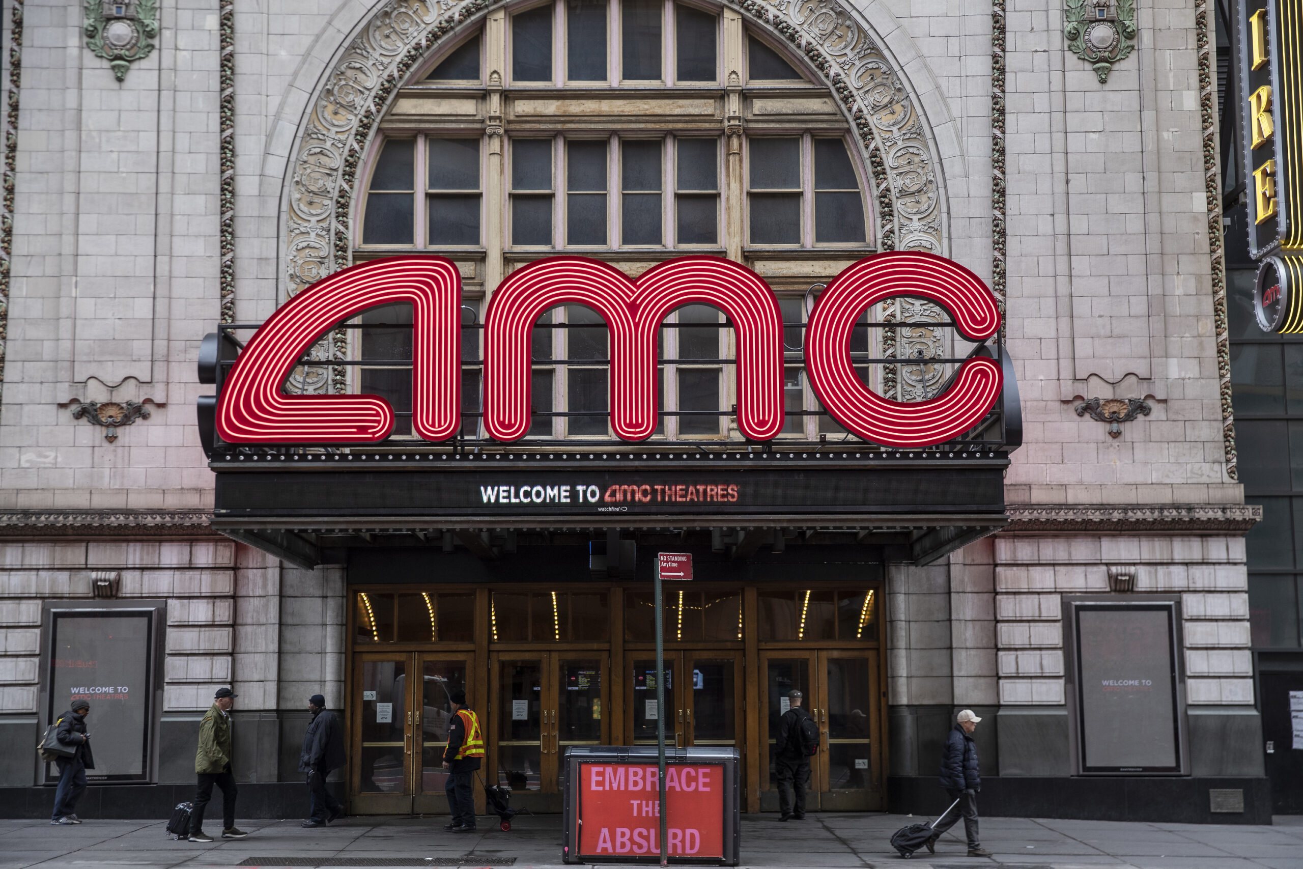 AMC Theaters announces plan to reopen in phases next month